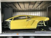 Lamborghini Gallardo LP560 Rohkarosse unbenutzt