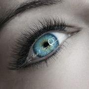 Wimpernverlängerung Wimpern - Eyelashes Extensions 1100