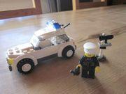 7236 Lego City - Streifenwagen