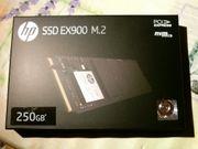 SSD 250GB HP EX900 M