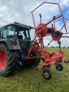 Kuhn Gf5001 Kreisler: Kleinanzeigen aus Übersaxen - Rubrik Traktoren, Landwirtschaftliche Fahrzeuge