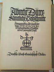 Albrecht Dürer Sämtliche Holzschnitte in