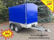 WM - Meyer Anhänger 2000 kg