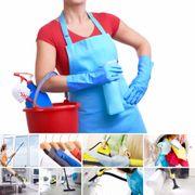 Hilfe Haushalt Reinigung Büro