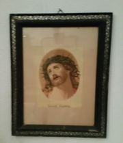 Ecce Homo Bild heiliges Gesicht