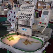 Industriestickmaschine Stickmaschine 15 Nadel Kordel