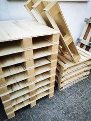 Holzpaletten Paletten Holz DIY Möbelbau