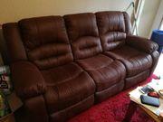 Neuwertige Couch als 3 Sitzer