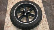 CPI Vorderradfelge mit Reifen - 120 70-12 -