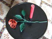 Kerzenständer Kerzenhalter aus Metall ROSE
