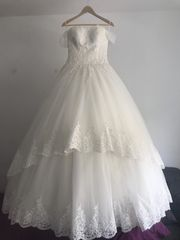 Traumhaftes Brautkleid