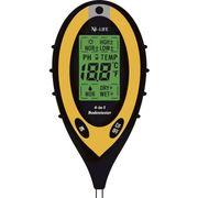 X4-LIFE 700403 Bodenmessgerät schwarz-gelb