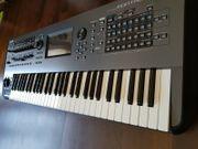 Yamaha Montage 6 Synthesizer neuw