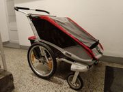 Thule Chariot Cougar 2 mit