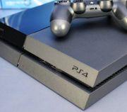 Playstation 4 Schwarz 500Gb