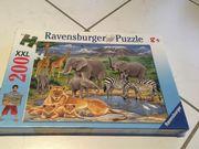 Ravensburger Afrika Puzzle -200- Orginalverpackt
