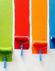 Malerarbeiten - Silikon Fugen - Entfeuchtung - Schimmelsanierung