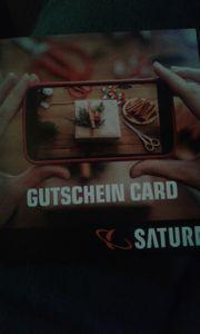 Saturn Gutschein 100 EUR