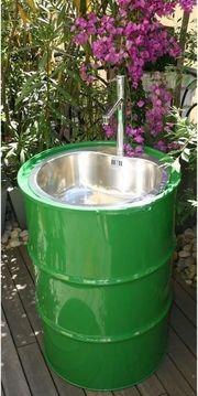 Waschtisch Gartenwaschtisch Waschbecken