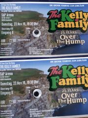 Top Tickets The Kelly Family
