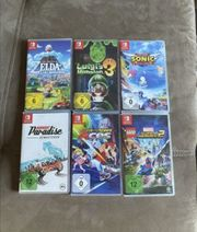 Switch spiele z B Zelda