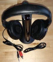 Stereo Funkkopfhörer mit Babyfon- und