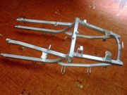 Gsx-R 750 SRAD Heckrahmen Rahmen