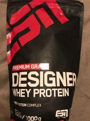 Proteinpulver ESN Designer Whey Vanilla