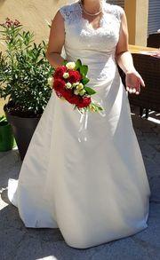 wundervolles Brautkleid Firma Ladybird - Größe