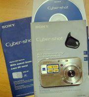 Sony Cyber-Shot DSC-N1 Kompaktkamera für