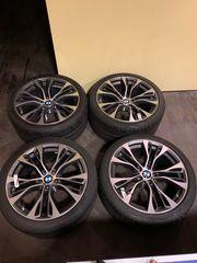 BMW 21 Zoll Performance Leichtmetallräder