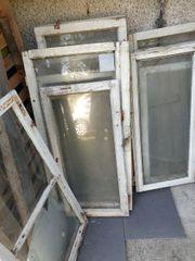 alte Deko-Fenster