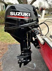 Suzuki DF25A 25 PS 4-Takt