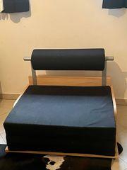 Multifunktionaler Sessel ausklappbar als Gästebett