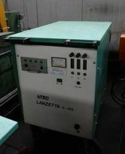 Plasmaschneidmaschine L-TEC LANZETTA C-120