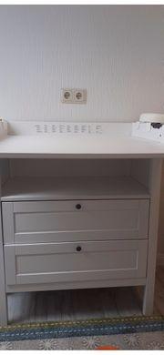 Ikea Sundvik Wickeltisch Kommode wie