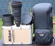Nikon 400mm 12 8 D