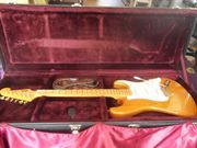 - Stratocaster SX Gold
