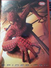 Spiderman DVD mit Tobey Maguire