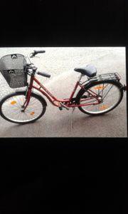Pegausus Fahrrad Damen Tiefeinsteiger