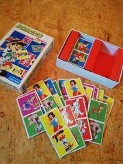 Domino Spiel mit Märchenkarten anstatt