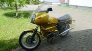 BMW Oldtimer-Motorrad