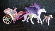 Playmobil Pegasus Kutsche