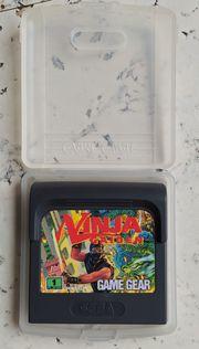 Sega Game Gear Spiel