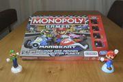 Monopoly Mario Kart 2 Figuren