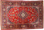 Orientteppich Kaschan Keschan Kashan alt