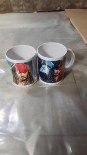 Captain Jack Sparrow Tassen