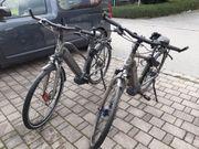 2 Kalkhoff E-Bikes Diamant Endeavor