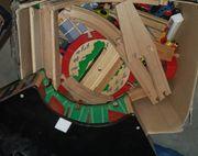 Brio Holzeisenbahn zu verkaufen