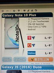 Biete folgende Samsung Galaxy Smartphone